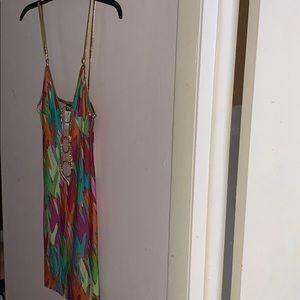 NWT dolce gabbana mini dress